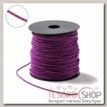 Канитель d=2мм, L=100м, цвет фиолетовый