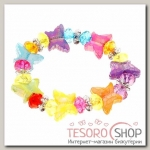 Браслет детский Выбражулька бабочки, цвет МИКС - бижутерия
