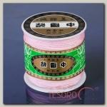 Шнур ШАМБАЛА длина 100м, толщина 0,8мм, цвет розовый