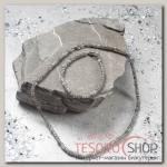 Набор 2 предмета: бусы, браслет Лабрадор - бижутерия
