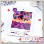 Браслет Dream путешествуй, цвет фиолетовый - бижутерия